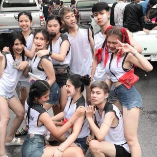 泰国DJสาวๆน่ารัก FriendFace