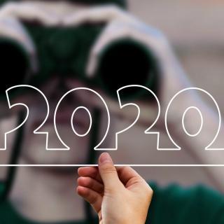 希望2020的一切美好奔向我 - Sora、