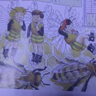 神奇校车(奇妙的蜂巢中)