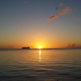 海上日出-巴金【课文诵读】