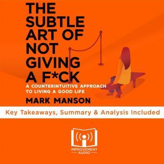 [有声书] The Subtle Art of Not Giving A F*ck - 3