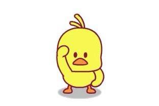 《不听话的小黄鸭》绘本故事