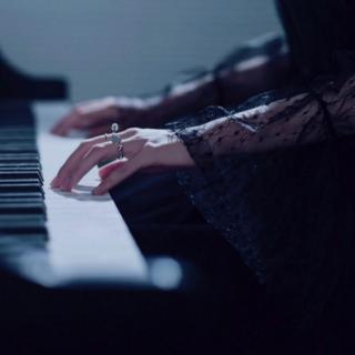 南山南【钢琴版】——叙叙鸭