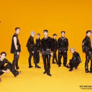 英雄:Kick It——NCT127