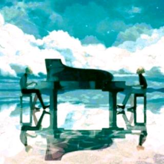 陪你度过漫长岁月(钢琴)