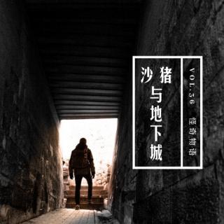 vol.36 《沙猪与地下城》——怪奇物语系列