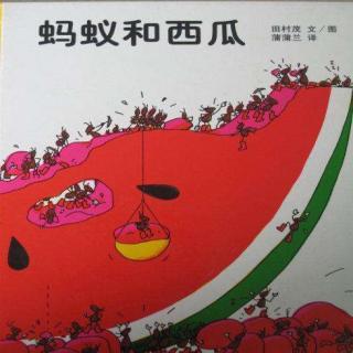 山姆大叔绘本故事《蚂蚁和西瓜》