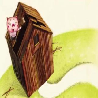 《三只小猪》绘本故事