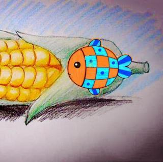 小狗丹尼尔(31)玉米和小鱼丨动物西游第659集