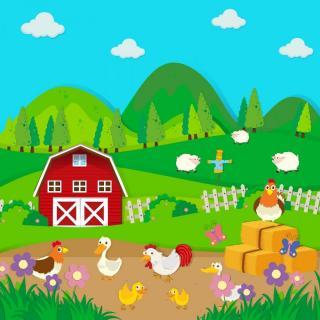 小公鸡和小鸭子