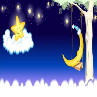 星星陪伴的夜晚