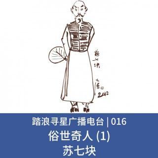 016 - 俗世奇人 (1) 苏七块
