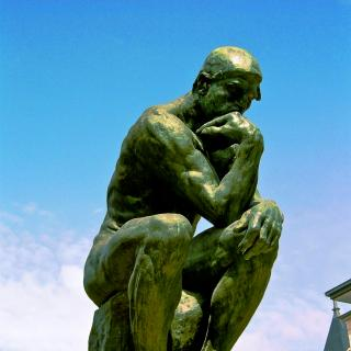 《思想者》——思考一百多年的人