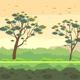 我變成了一棵樹