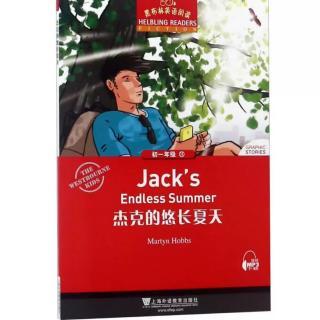 《杰克的悠长夏天》Chapter1(p11-p15)