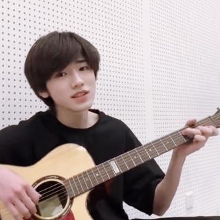 宋亚轩-如果我不是我(吉他弹唱)