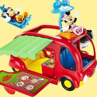 米老鼠的露营车玩具
