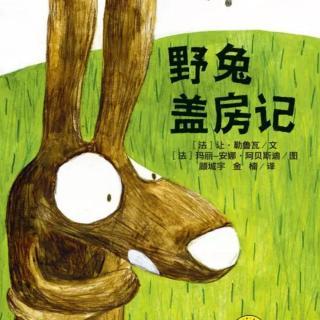 睡前故事【野兔盖房记】
