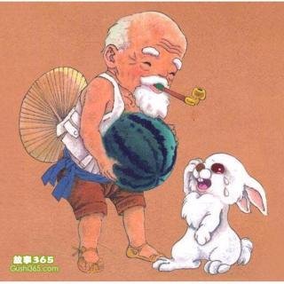 育红幼儿园🌞第14个睡前故事《小兔偷瓜》