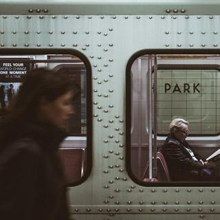 Vol.28 十点半的地铁,开往家的方向