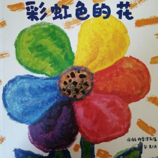 6.彩虹色🌈的花🌸