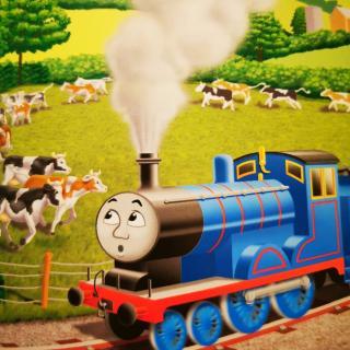 """托马斯和小火车——""""老废铁""""爱德华"""