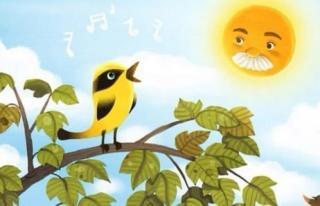 小黄莺唱歌