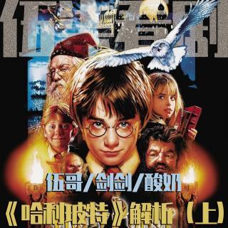 《哈利波特》电影及小说系列全回顾!伍柒看剧NO.63