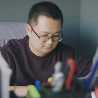 【一席】张潇:他就像一个邻居,只不过没有房子