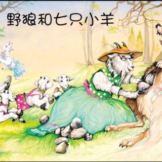 92《野狼和七只小羊》