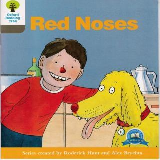 悦读树 牛津树故事精讲DD2 Red Noses 故事讲解