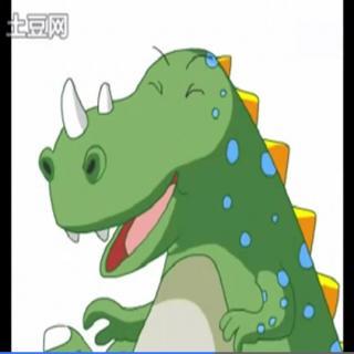 园长妈妈讲故事:爱唱歌的大恐龙