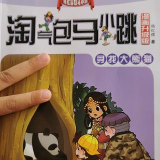 淘气包马小跳-寻找大熊猫13