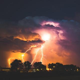 打雷要下雨(加长版)