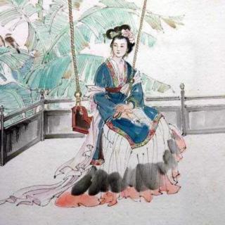 【枫叶夜读】宋词,苏轼《蝶恋花·春景》