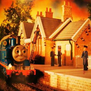 托马斯和小火车的故事——托马斯和茉莉的专车