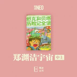 Vol.130 电波系列丛书 | 郑渊洁宇宙【中】上