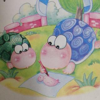 学府教育集团故事第217期《小乌龟上学》