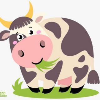 月亮老师讲的第17个故事《牛和小鱼比牙齿》