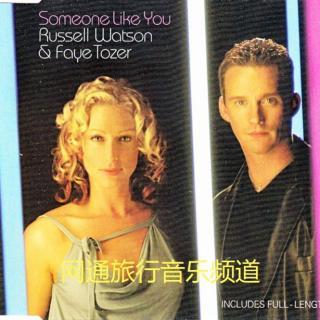 「百大金曲」英国美声跨界歌王罗素·华生《Someone Like You》