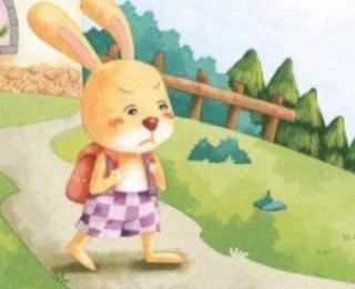 离家出走的兔子
