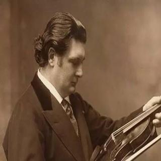 伊萨伊:g小调第一小提琴奏鸣曲