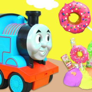 托马斯和朋友之沙滩运输小火车玩具