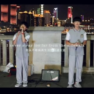 《because of you》-张极&张泽禹