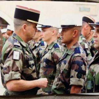 我在法国外籍军团当兵的日子