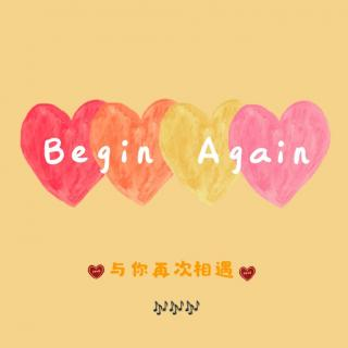 [Begin Playlist] 合集3