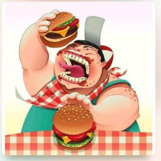 爱吃汉堡的黑大妖