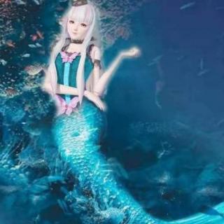 海底公主--小鱼姐姐讲故事