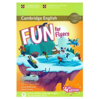 Fun for Flyers三级考试 42A