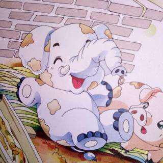208.小象🐘变成猪🐷